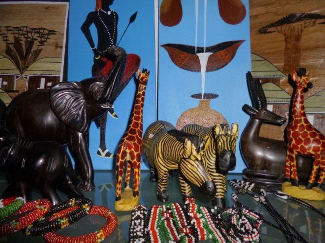afro-kunsthandwerk