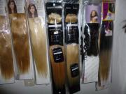 human hair Tressen