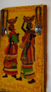 afrikanisches Kunstgewerbe