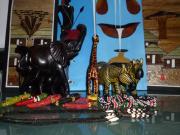 afrikanische Tierfiguren